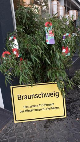 Aktion DGB-Stadtverband Braunschweig Universum Kino