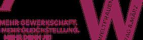 Logo zum Frauentag 2021
