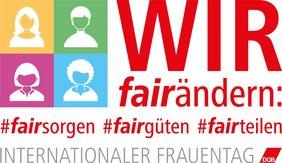 Logo Frauentag 2020