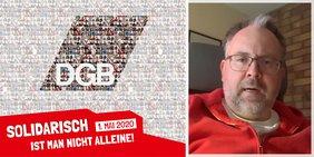 Solidaritätsbotschaft von Wolfgang Rittmeier